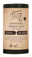 Degradable Garbage Bags Med 20L