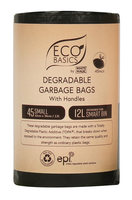 Degradable Garbage Bags Sml 12L