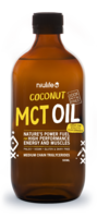 Coconut MCT Plus+ Oil