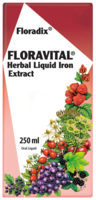 Floravital Herbal Liquid Iron Extract