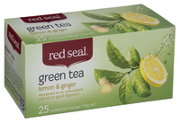 Lemon & Ginger Green Tea 25's