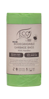 Garbage Bags Bio-Degradable Small 12L (20 pk)