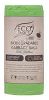 Garbage Bags Bio-Degradable Medium 20L (15 pk)
